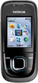 Nokia 2680 Slide Black mobile phone