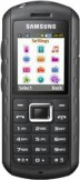 Samsung B2100 Solid Extreme Black mobile phone