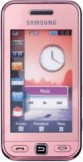 Samsung S5230 Tocco Lite Pink mobile phone