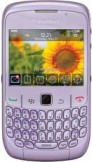 Blackberry 8520 Violet mobile phone