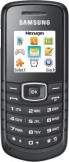 Samsung E1080 mobile phone