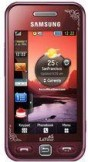 Samsung S5230 Tocco Lite Red mobile phone