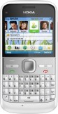 Nokia E5 White mobile phone