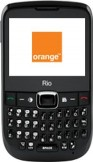 Orange Rio mobile phone