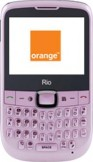 Orange Rio Pink mobile phone