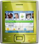 Nokia X5 Green