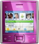Nokia X5 Pink