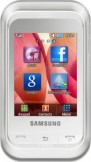 Samsung C3300 White mobile phone