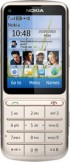 Nokia C3-01 Touch and Type Gold mobile phone