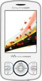 Sony Ericsson Spiro White mobile phone