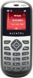Alcatel 209 Silver mobile phone