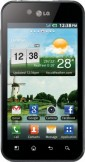 LG Optimus Black mobile phone
