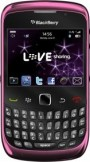 Blackberry 9300 Curve 3G Pink mobile phone