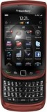 Blackberry 9800 Torch Red mobile phone