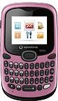 Vodafone 345 Pink mobile phone