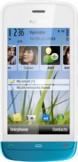 Nokia C5-03 White Blue