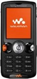 Sony Ericsson W810i mobile phone