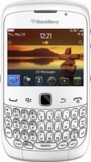 Blackberry 9300 Curve 3G White mobile phone