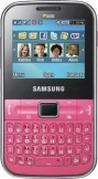 Samsung S3350 Chat Pink mobile phone