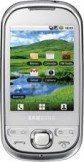 Samsung i5500 Galaxy Europa White mobile phone