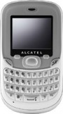 Alcatel 355 White mobile phone
