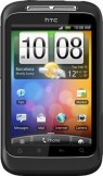 HTC Wildfire S Black mobile phone