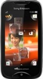 Sony Ericsson Mix Walkman mobile phone