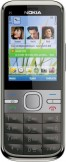 Nokia C5 5MP Grey mobile phone