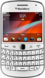 Blackberry 9900 Bold Touch White mobile phone