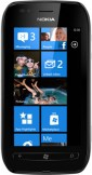Nokia Lumia 710 Black White