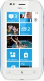 Nokia Lumia 710 White Cyan Blue