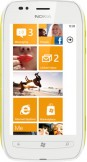 Nokia Lumia 710 White Yellow