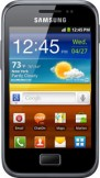 Samsung Galaxy Ace Plus mobile phone