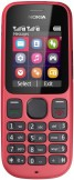 Nokia 100 Red mobile phone
