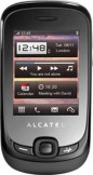 Alcatel 602 Black mobile phone