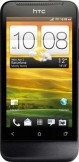 HTC One V Black mobile phone