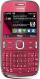 SIM FREE Nokia Asha 302 Plum Red