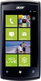 Acer Allegro M310 mobile phone