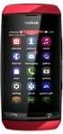 SIM FREE Nokia Asha 306 Red