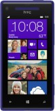 SIM FREE HTC 8X Blue