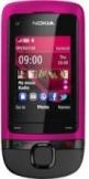 SIM FREE Nokia C2-05 Pink