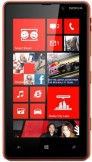 SIM FREE Nokia Lumia 820 Red