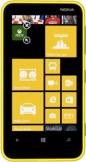 SIM FREE Nokia Lumia 620 Yellow