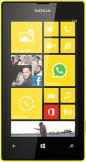 Nokia Lumia 520 Yellow