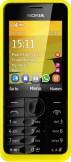 Nokia 301 Yellow