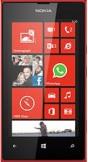 SIM FREE Nokia Lumia 520 Red