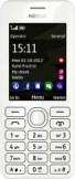 SIM FREE Nokia Asha 206 White