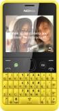 SIM FREE Nokia Asha 210 Yellow