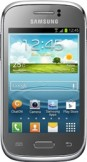 Samsung Galaxy Young Silver