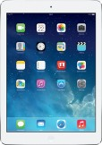 Apple iPad Air 32GB Silver